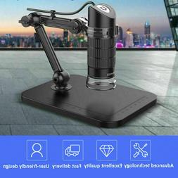 1000X 8LED USB Digital Microscope Endoscope Zoom Camera Magn