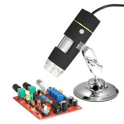 1000X USB Digital Microscope for Electronic Accessories Coin