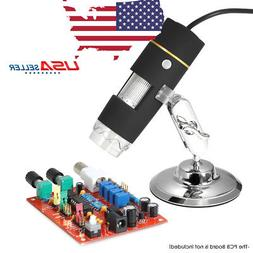 1000XUSB Digital Microscope for Electronic Accessories Coin