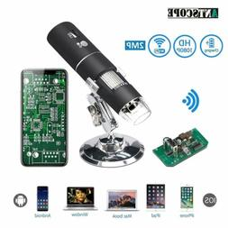 1080P 1000X Wi-Fi Digital Microscopes for Android Iphone Mob