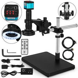 14MP HD Digital Stereo Microscope Camera 100-240V With Boom