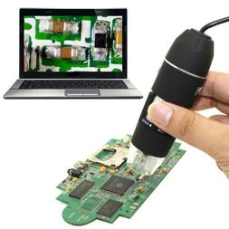 1600X Digital Microscope with Measurement for Mobile Phone C