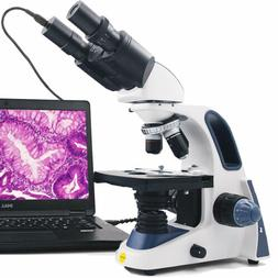 SWIFT 2500X Digital USB Microscope Binocular Lab Biological