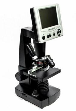 Celestron 3 objective digital LCD display microscope model 4