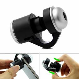 30X Zoom Clip-on Microscope Magnifier Micro Lens for iPhone