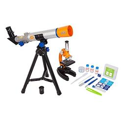 Discovery 44-41101  Telescope And Microscope Combo Set,
