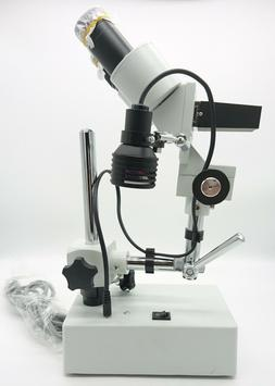 Fowler 53-640-280-0 20X Extended Range Microscope w Universa