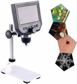 600X 4.3 LCD Display Electronic Digital Microscope for Mobil