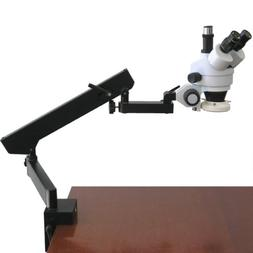 AmScope SM-6T-FRL Professional Trinocular Stereo Zoom Micros