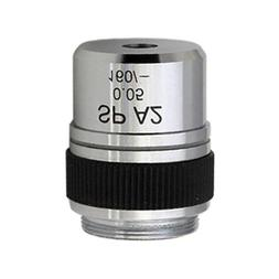 AmScope 2X Achromatic Microscope Objective
