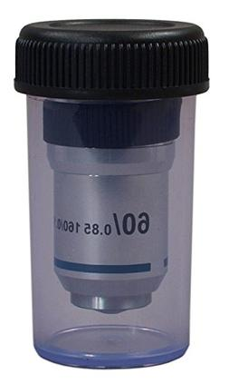 OMAX 60X Achromatic Objective Lens  for Compound Microscopes