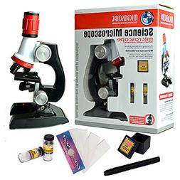 beginner microscope kit