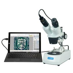 OMAX 20X-40X Binocular Stereo Student Microscope with Dual L