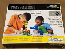 National Geographic BUG COLLECTOR & MICROSCOPE Combo