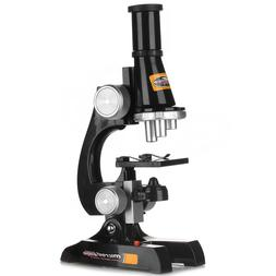 early development science educational toy optical microscope