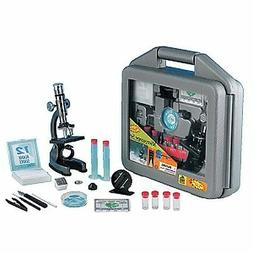 Elenco EDU-41011 Discovery Planet Microscope Set in Carrying
