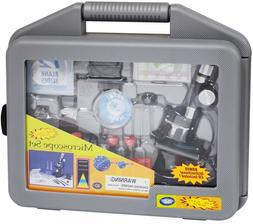 Edu-Toys Electronics Discovery Planet Microscope Set in Carr