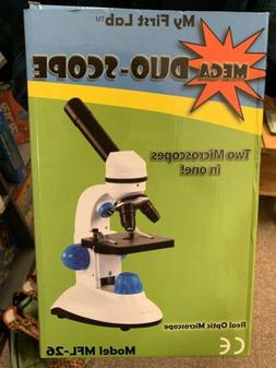 My First Lab Mega Duo-Scope STEM Microscope
