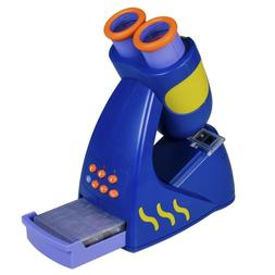 Geosafari Jr Educational Talking Microscope Binoculars From