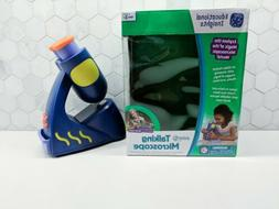 Educational Insights GeoSafari Jr. Talking Microscope - Feat