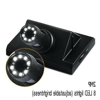 1000X LCD Digital HD 1080P 8 Lights
