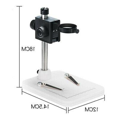 1000X 4.3'' LCD Screen Digital Video Microscope HD 1080P Lights