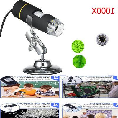 1000x usb digital microscope for electronic accessories