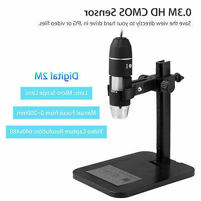 1080P USB Auto w/Microphone for PC