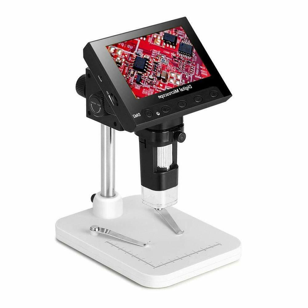 4.3 Full LCD Digital with Magnification