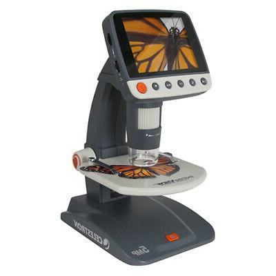 Celestron 44360 InfiniView Digital Microscope With 5 MP CMOS