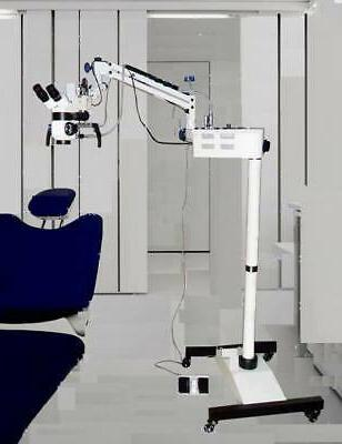 5 step dental microscope with accessories dental