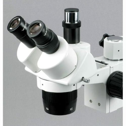 AmScope Stereo Microscope, Eyepieces, and 30X Objective, Boom