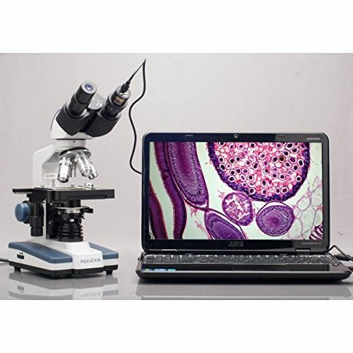 AmScope MP Still Live Microscope Digital +