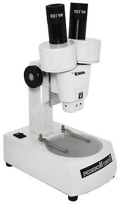 All Metal 20x-30X Dissecting Stereo Microscope for Students