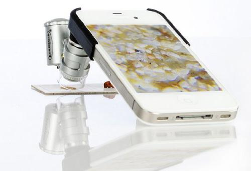c a scientific mini microscope
