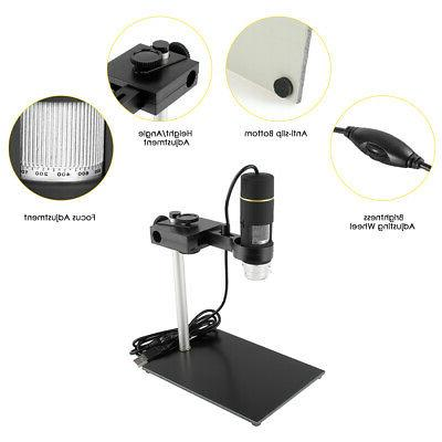 Digital 0-1000X Microscope USB Magnifying Camera for Wins An