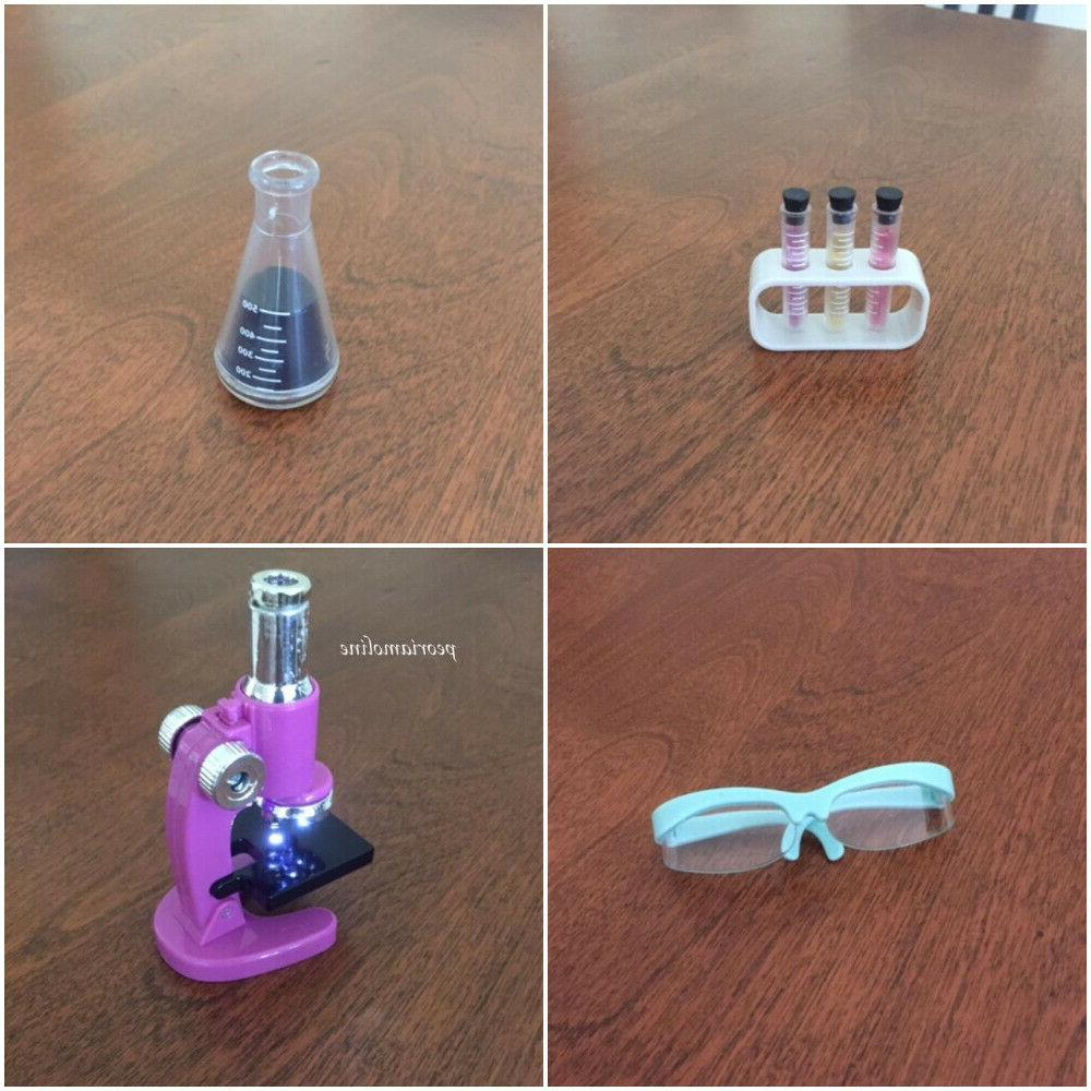 doll science lab accessories for american girl
