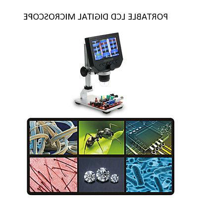 G600 1-600X Digital Microscope Camera