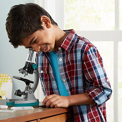 Educational Insights 48-Piece Microscope Set