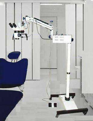 New Surgical Microscope/Motorized With Accessories Life