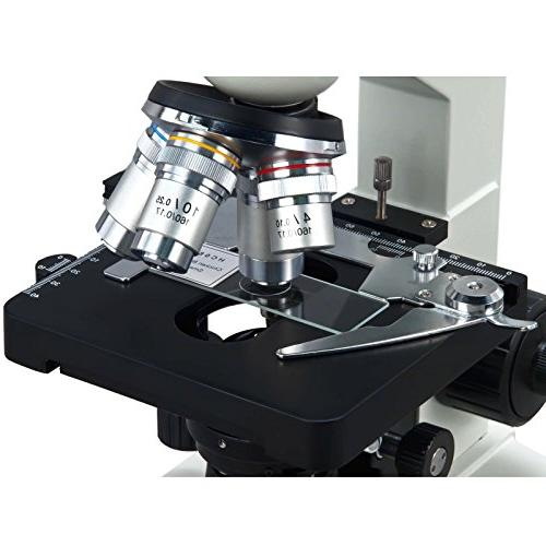 OMAX Lab Compound Microscope 5MP and Stage