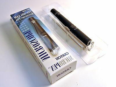 micropen lighted magnification microscope pen