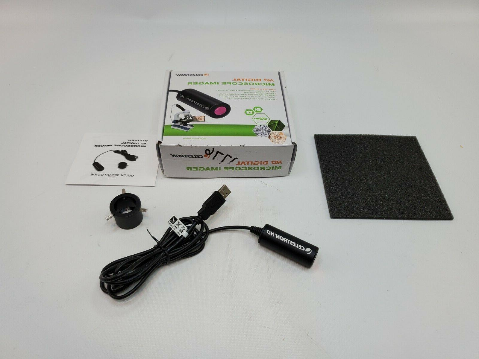 microscope imager