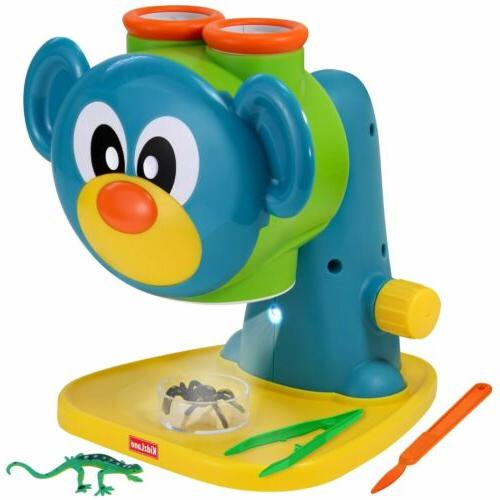 microscope science toy