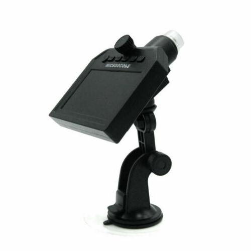 "Portable 4.3"" OLED 1-600X Magnification G600"