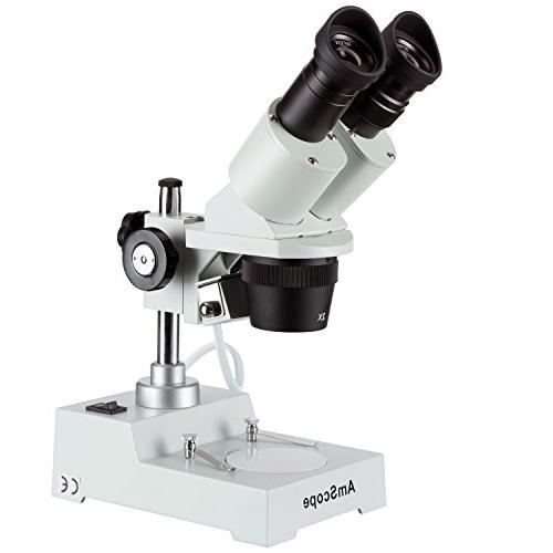 sharp forward stereo microscope 40x