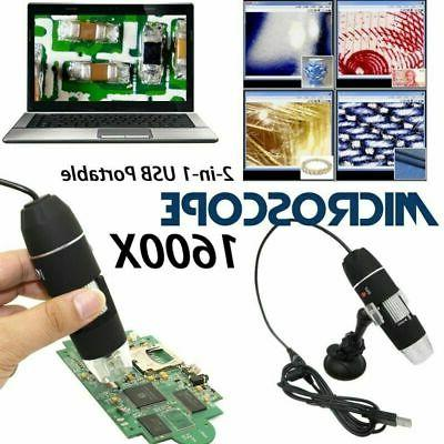 usb digital microscope for electronic accessories coin