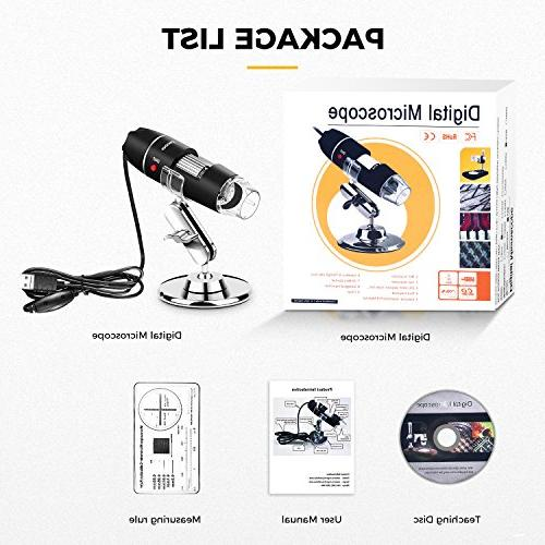USB USB 2.0 40 to Endoscope Mini Camera OTG Metal Stand, Window 7 Android Linux