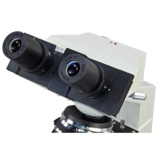 Compound Microscope Built-in 1.3MP Double Layer with Windows