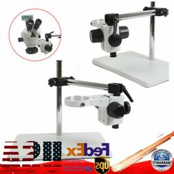 lab microscope boom stereo table stand multi